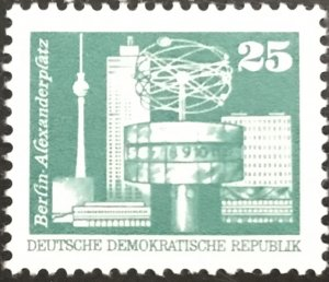 DDR #1613 MNH CV€2.50 [Coil Single with Control Number #425]