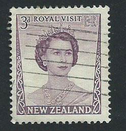 New Zealand SG 721 Used