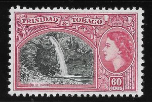 Doyle's_Stamps: XF  MNH Trinidad & Tobago Scott #81** Blue Basin and the Queen