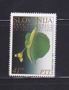 Slovenia 142 Set MNH Flowers
