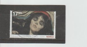 Norway  Scott#  1698  Used  (2013 Madonna)