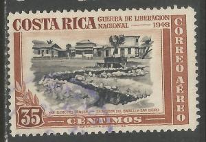 COSTA RICA C192 VFU R13-162-2