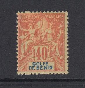 Benin, Scott 29 (Yvert 29), MHR