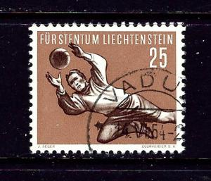 Liechtenstein 279 Used 1954 issue  may be CTO