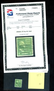 839 USED PSE CERT XF-SUP 95