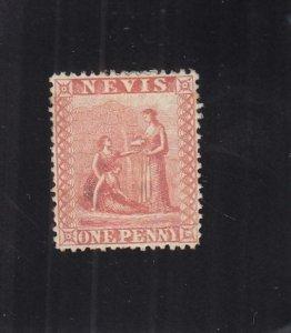 Nevis: Sc #9, MH (33053)