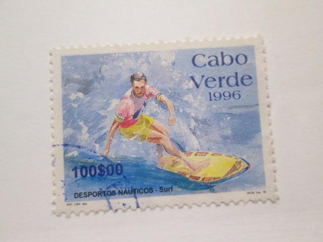 Cape Verde #708 used