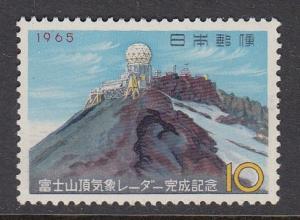 Japan 833 mnh
