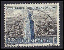 Luxembourg Used Fine ZA5312
