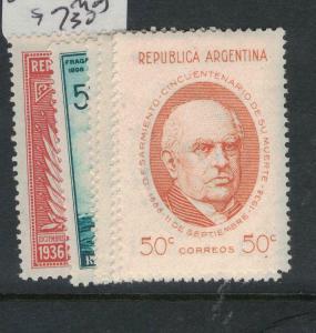 Argentina SC 453-8 MOG (5dvu)