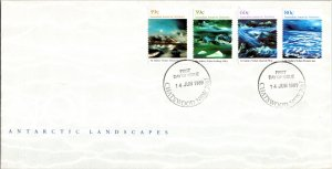 Australian Antarctic Territory, Polar, Worldwide First Day Cover