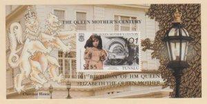 Tuvalu Scott #861 Stamps - Mint NH Souvenir Sheet
