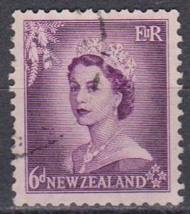 New Zealand #294 F-VF Used (B2670)