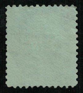 Queen Victoria, 5 cents, 1898-1902, Canada, SC #79 (T-6207)