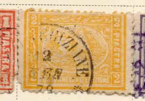 Egypt 1872 Early Issue Fine Used 2p. 324044
