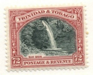 TRINIDAD & TOBAGO #42, Mint Hinged, Scott $37.50