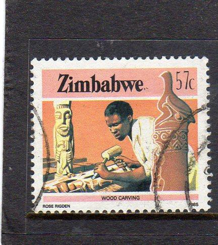 Zimbabwe 1985 Agriculture/industry  used