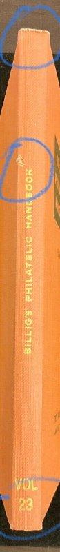 Billig's Philatelic Handbook  Volume 23 First Edition 1956