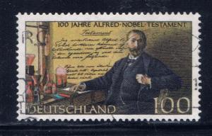 Germany 1911 Used 1995 issue