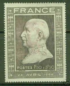 FRANCE Scott B175 MNH** Marshal Petain stamp