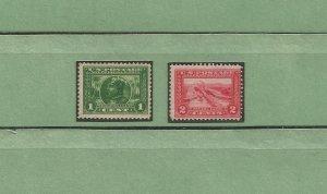 USA Postal Stamps MNH Panama Pacific Expo
