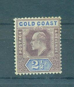 Gold Coast sc# 41 mng cat value $5.50