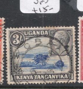 Kenya Uganda & Tanganyika SG 120 VFU (5dhe)