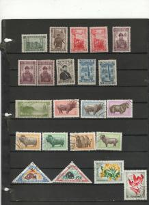 Mongolia stamp collection - updated