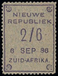 New Republic Scott 28I6a Gibbons 37I6 Mint Stamp