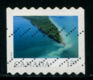 3067 Canada $1.20 Point Pelee SA, used perf 81/4
