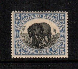 Liberia  61 MNH cat $ 12.00