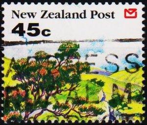 New Zealand. 1992 45c S.G.1690 Fine Used