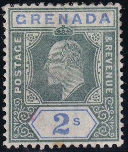 Grenada 1902 SC 55 MLH