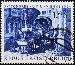 Austria. 1964 1s50 S.G.1422 Fine Used