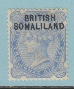 SOMALILAND PROTECTORATE 4  MINT HINGED OG * NO FAULTS VERY FINE!