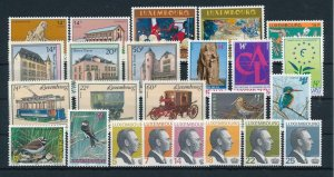 Luxembourg Luxemburg 1993 Complete Year Set MNH