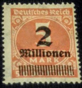 Germany 310 mnh XF