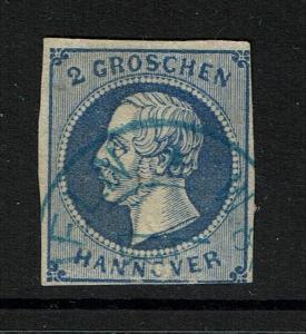 Hanover SC# 20, Used, Tiny shallow bottom thinning - Lot 073117