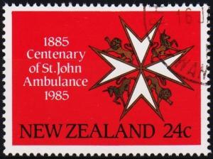 New Zealand. 1985 24c S.G.1357  Fine Used