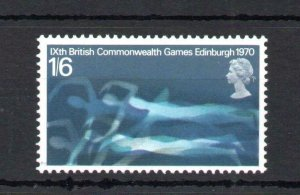 1/6 COMMONWEALTH GAMES UNMOUNTED MINT WITH PHOSPHOR OMITTED Cat £60
