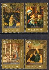 Palau 1017-1020 Christmas MNH VF
