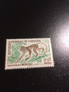 Cameroun sc 358 MHR