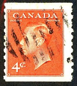 Canada #310 Used