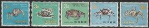 Ryukyu Islands #173-177 MNH Full Set of 5
