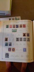 Worldwide Collection 1947 Internation Album