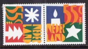 Netherlands 872a MNH VF