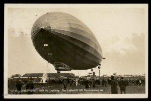 Germany 1931 Graf Zeppelin Si129F Bordpost South America SAF Cover 97056