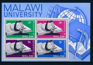 [50685] Malawi 1965 University Microscope MNH