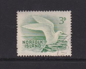 Norfolk Island 1960 Definitives 3d Used