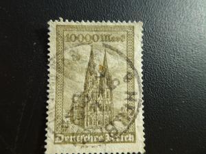 Germany 1923  Sc.#238  CV.$4.00  used